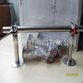 接单订制不锈钢圆管卡管支架紧固外径规格10-300材质304