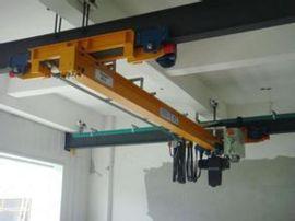热销供应 0.5-10吨悬挂起重机 电动单梁悬挂起重机
