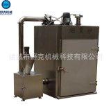 觸摸屏控制香腸煙燻爐機器 紅腸煙燻設備 臺灣烤腸蒸薰爐不鏽鋼材