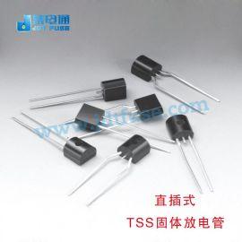 半导体防雷放电管P0300EC 插件式固体放电管TSS 深圳厂家