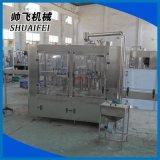 帅飞饮料灌装机 自动饮料生产线 液体灌装生产线 全自动液体