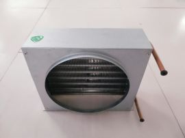 銅管鋁翅片冷藏櫃蒸發器冷凝器河南科瑞