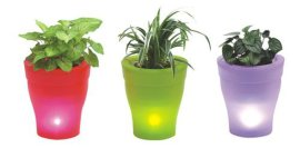 LED花盆