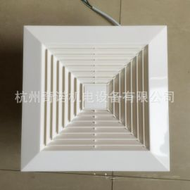 供应BLD-300型吸顶式  静音型厨房卫生间排风换气扇