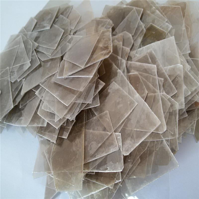 供應絕緣材料天然雲母片(圖) 耐高溫雲母片 雲母絕緣墊片