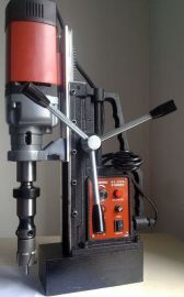 上海华升磁座钻 HS28 麻花钻孔1.5-28mm 可装空心钻头