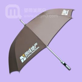 朗成地产27英寸广告伞