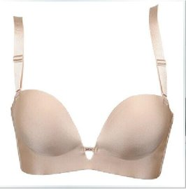 特价热卖调整型文胸上薄下厚无痕透气养生  内衣美体性感胸罩