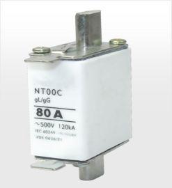 供应NT/NH/系列HRC/RT低压熔断器NT00C-80