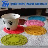 威海厂家供应优质硅胶餐具硅胶图案垫子硅胶茶壶垫,硅胶水壶垫