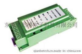 双路直流电压隔离变送器图片