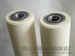 安徽 清洗橡胶辊海绵吸水辊 玻璃清洗辊海绵吸水棒海绵辊