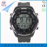 多功能電子手表 ,硅膠電子禮品手表, OEM定制