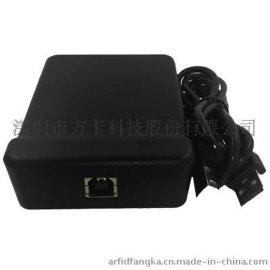 桌面读写器,RFID发卡器,标签读写器深圳方卡科技