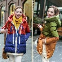 北京五彩服饰外贸服装品牌尾货批发,库房男女棉服  处理