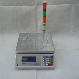 联贸UWA-N报 电子秤 6kg重量报 电子称 声光报 电子桌秤