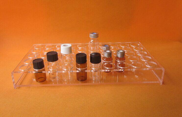 10ML-15ML 有机玻璃样品瓶架