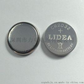 WERCS認證紐扣電池CR2032