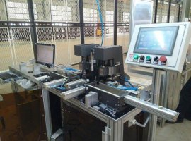 杭州上材供应自动洛氏硬度自动检测线