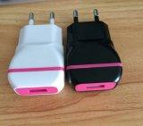 廠家直銷usb充電器 私模產品雙usb口牆充 2.1A 過認證手機充電器