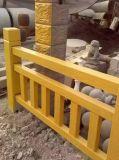 水泥仿木栏杆,仿树桩栏杆厂家信息