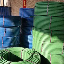 三色光缆子管 产地 红绿蓝三色子管 厂家
