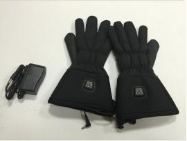 新款唯米发热摩托车手套  冬季保暖摩托车手套 骑行手套防寒防水 加厚保暖