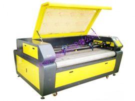 能自己送料的切割机可以切割汽车座套