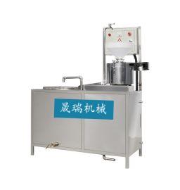 全自动不锈钢豆腐机 一机多用豆腐机