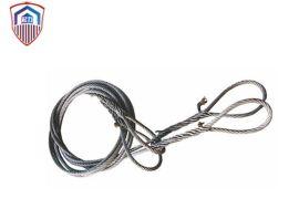 串头钢丝绳 插编钢丝绳供应钢丝绳吊具 加工定制