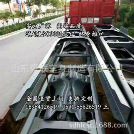 河南 批发生产陕汽德龙F2000车架大梁装配原厂价格图片厂家