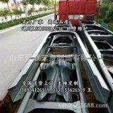 河南 批發生產陝汽德龍F2000車架大樑裝配原廠價格圖片廠家