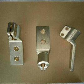 一站式销售油浸式变压器配件瓷套管高低压导电杆接线端子佛手线夹