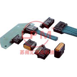 苏州汇成元供应JAE M23S05K351 原厂车用连接器