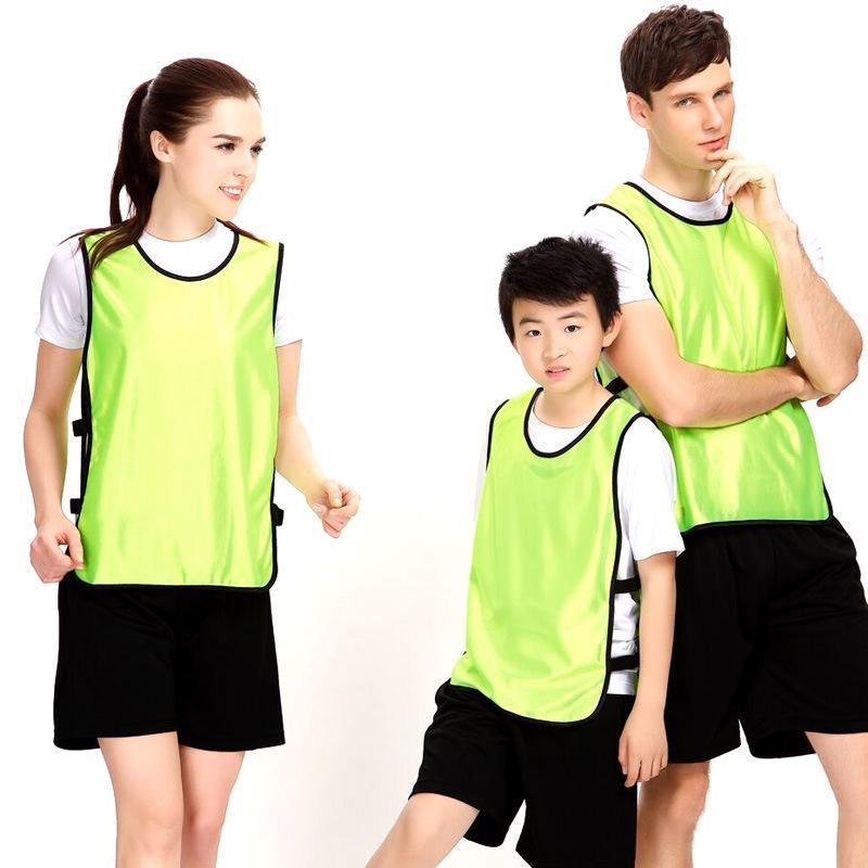 公司企业足球训练背心篮球户外拓展马甲广告衫学校比赛服印制LOGO
