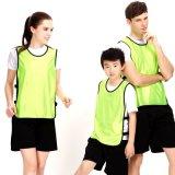 公司企業足球訓練背心籃球戶外拓展馬甲廣告衫學校比賽服印製LOGO