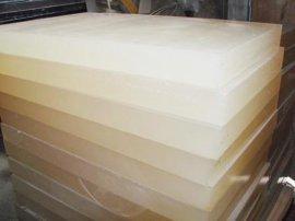 纯料尼龙板(PA66板)米黄色正宗尼龙66
