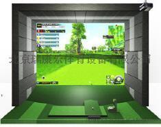 韩国OKON 高尔夫 模拟高尔夫 室内模拟高尔夫中国直接供货厂家