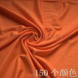 人棉喷气纺 韩国针织人棉汗布 T恤女装裙裤面料