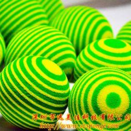 海绵球厂家定制 PU球生产 海绵公仔产品