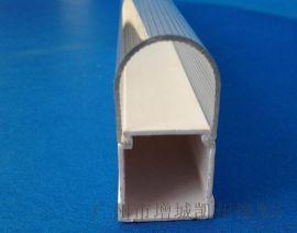 PVC塑胶异型材 塑料挤出制品加工