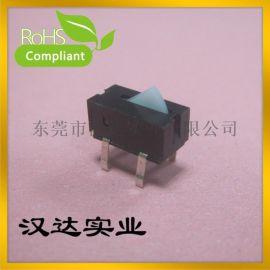 检测开关 微动开关 MX-115 带柱微动开关 10*4.8 4P KFC-V-105