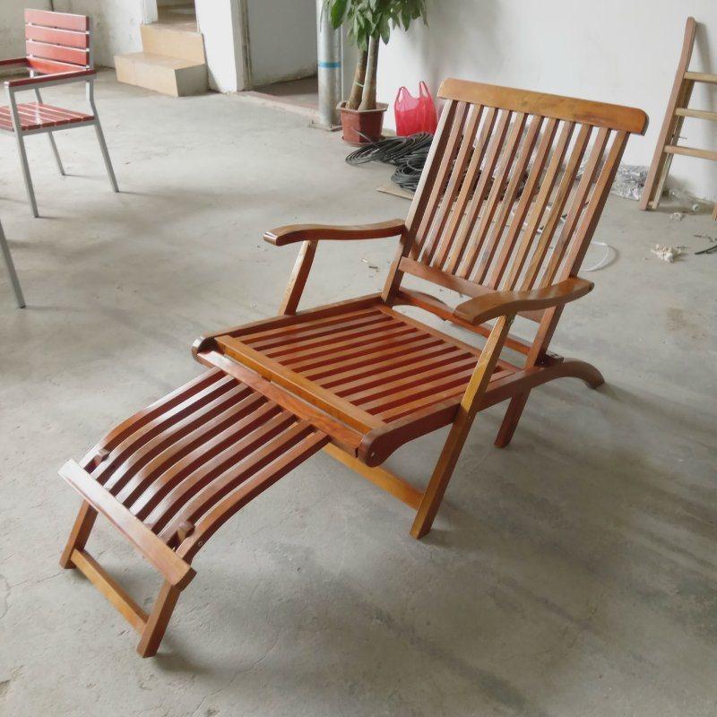 木制沙滩椅 沙滩椅 户外沙滩椅 休闲沙滩椅