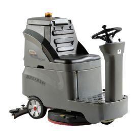 青岛即墨学校用高美驾驶式洗地车GM-AC大型洗地机厂家