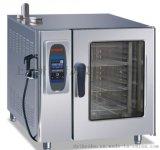 佳斯特六层触摸屏多功能蒸烤箱