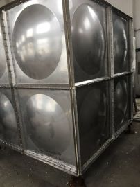 无焊接不锈钢水箱 不锈钢螺丝连接水箱 304不锈钢复合水箱