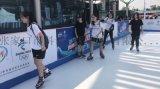 学校训练节能环保仿真冰 北京科诺UPE仿真冰