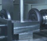 固達全自動倒角機的使用視頻 玻璃倒角機三頭數控銑邊機 固達銑邊機品牌直銷