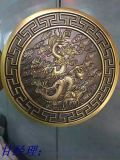 铜艺室内装饰雕花工艺品 艺术工艺品