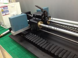非接触金属测量仪 胶辊跳动测量仪 不圆度检测仪